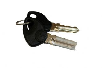 Castelgarden Ignition Key - J92 & XT Models 118210022/0